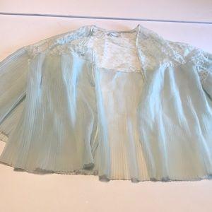 Barbizon vintage cape let, mint